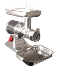 #22 Stainless Steel Meat Grinder | Restaurant Equipment | Zanduco US