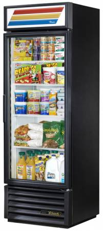 True GDM-19T-HC~TSL01 Glass Swing Door Refrigeration Merchandiser | Refrigeration Equipment | Zanduco US