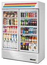 True GDM-49-HC~TSL01 Glass Swing Door Refrigeration Merchandiser |  | Zanduco CA