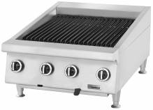 Garland GTBG24-AR24 Heavy Duty Gas Radiant Char-Broiler with Adjustable Grates | Kitchen Equipment | Zanduco CA