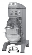 Globe SP62P 60 Quart Planetary Pizza Floor Mixer | Kitchen Equipment | Zanduco US