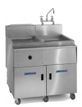 IPC14  Gas Pasta Cooker 12 Gallon Water Capacity  IPC14 | Restaurant Equipment | Zanduco US