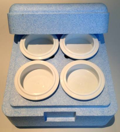 Pacojet Beaker Insulating Box | Food Processors | Zanduco US