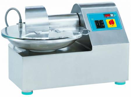 15-Liter Bowl Cutter - 220V/60/1 | Kitchen Equipment | Zanduco US