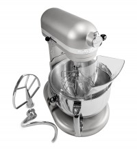 KitchenAid 4KP26M1XNP Professional 600™ 6 Quart Bowl-Lift Bowl Stand Mixer