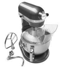 KitchenAid 4KP26M1XPM Professional 600™ 6 Quart Bowl-Lift Bowl Stand Mixer | Kitchen Equipment | Zanduco CA