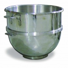 80 Qt Replacement Stainless Steel Bowl for Hobart Mixer | Restaurant Equipment | Zanduco US