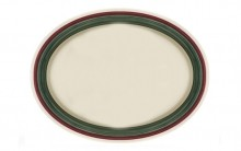 "Diamond Portofino™ 12"" x 9"" Oval Platter, 12 / case  OP-120-PO 