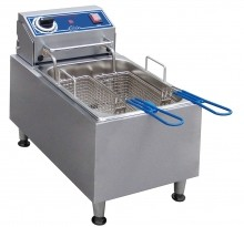 Globe PF10E Electric Countertop Fryer | Restaurant Equipment | Zanduco US
