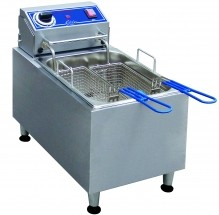 Globe PF16E Electric Countertop Fryer | Restaurant Equipment | Zanduco US