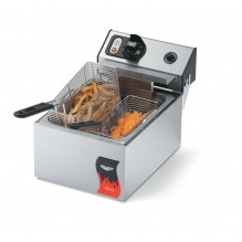 Vollrath Cayenne® 10 lb Standard Duty Electric Fryer | Kitchen Equipment | Zanduco CA