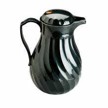 SwirlServe Hot-N-Cold 42 oz Beverage Server - Black  52170 | Smallwares | Zanduco US