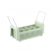 Vollrath 8-Compartment Flatware Basket |  | Zanduco US