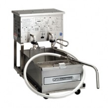 Southbend SBF14 Portable Filter (55 lb) Capacity on Casters | Kitchen Equipment | Zanduco US