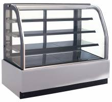 "Refurbished - 47"" Refrigerated Floor Display Case 