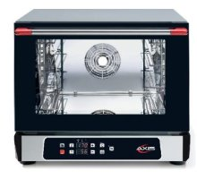 "Axis AX-513RHD 22"" Half Size Convection Oven With Humidity 
