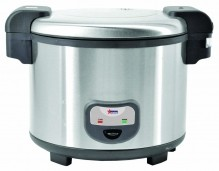 13.7 QT / 13L Rice Cooker | Restaurant Equipment | Zanduco CA