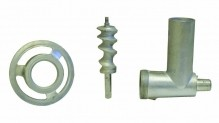 Grinder Head Package - Cylinder, Ring, Worm | Kitchen Equipment | Zanduco US