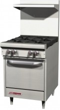 Southbend S24E S-Series Range 4 Burners | Kitchen Equipment | Zanduco US