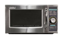 Sharp R-21LCFS Medium Duty Commercial Microwave -1000 Watts  | Kitchen Equipment | Zanduco US
