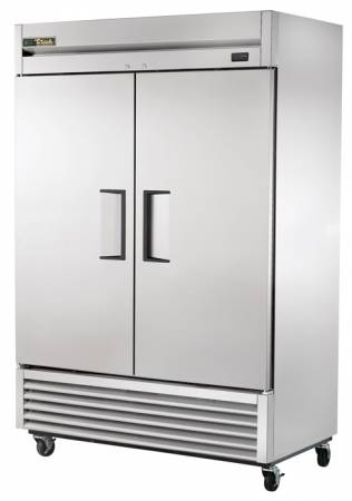 True T-49-HC Reach-In Solid Swing Door Refrigerator | Reach-In Refrigerators | Zanduco US