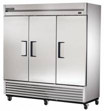 True T-72-HC Reach-In Solid Swing Door Refrigerator | Commercial Refrigeration | Zanduco CA