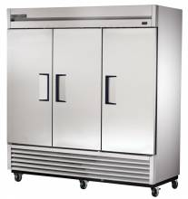 True T-72F-HC Reach-In Solid Swing Door -10°F | Refrigeration Equipment | Zanduco US
