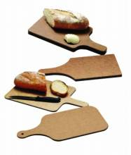 "Tuff-Cut Bread Board, with 5"" handle TC7501 