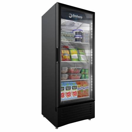 "Imbera 25"" Elite Single Swing Door Refrigerator VR 12 