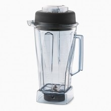 Vitamix Commercial 756 64 oz Container with Blade Assembly & Lid, Touch & Go, BarBoss, Drink Machine