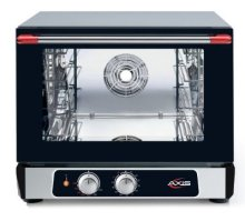 "Axis AX-513 22"" Half Size Countertop Convection Oven with 3 Pans/Shelves - Manual 