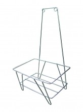 Shopping Basket Stand | Material Handling & Storage | Zanduco CA
