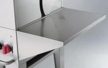 Crown Verity Stainless Steel Removable End Shelf  RES | Kitchen Equipment | Zanduco US