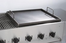 Removable Griddle Plate  G1222 | Kitchen Equipment | Zanduco US