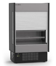 "Hydra-Kool KGH-ES-30-S 29.2"" Floor Model Open Display Case 