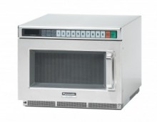Panasonic Commercial Heavy Duty Microwave Oven NE-1252CPH | Kitchen Equipment | Zanduco CA