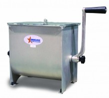 Manual, Non-Tilting Meat Mixer with 17-lb / 4.2-gallon Tank Capacity | Smallwares | Zanduco CA