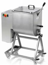 Heavy-Duty Meat Mixer with 1.5 HP | Kitchen Equipment | Zanduco US