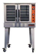 Sierra SRCO 3 Burner Gas Convection Oven, 54,000 BTU | Kitchen Equipment | Zanduco US