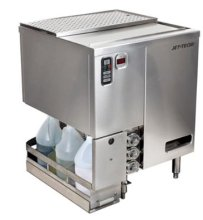 Jet-Tech XG-37 Low Temp Potary Glasswasher - 26 Racks/hr | Dishwashing Equipment | Zanduco CA