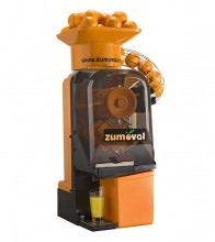 Zumoval MINIMATIC Juicer - Compact with Automatic Feeder, Automatic Shower and Self Tap | Bar Service & Tablewares | Zanduco US