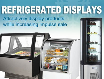Refrigerated Display Case-USA