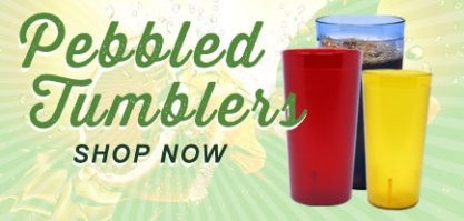 Pebbled Tumblers- US