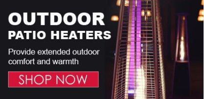 PATIO HEATER - US