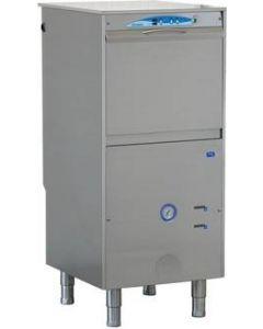 Lamber 01FEKDPS 30 Racks/Hour High Temperature Door Type Dishwasher with Drain Pump 208-240v