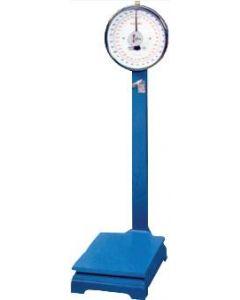 100 kg / 220 lbs Platform Scale with Dual Measurement