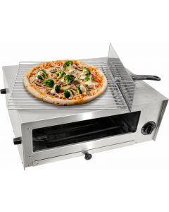 Zanduco Countertop Stainless Steel Pizza Oven 120V