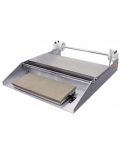REFURBISHED -WRAPPING MACHINE SINGLE ROLL 6 INCH X 15 INCH/152MM X 381MM HOT PLATE 110V/60/1 cETLus