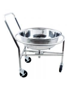 Stainless Steel Roto Cart
