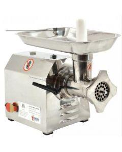 REFURBISHED -MEAT GRINDER #12 STAINLESS STEEL 0.9 HP/649 W 110V/60/1 cETLus
